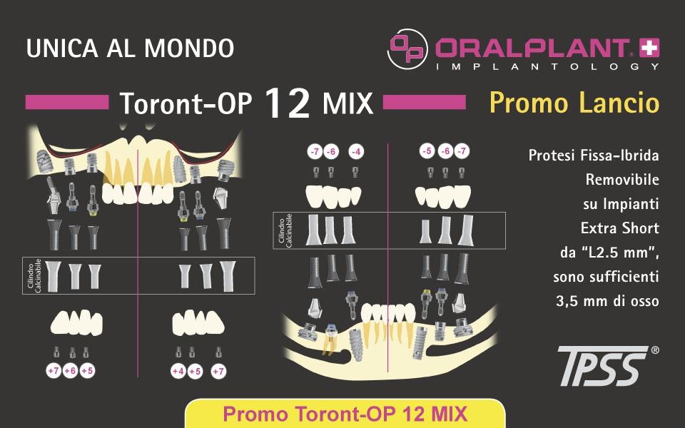 Toront-OP 12 Mix
