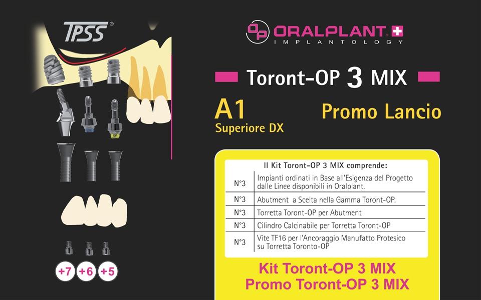 Toront-OP 3 Mix A1 Dx