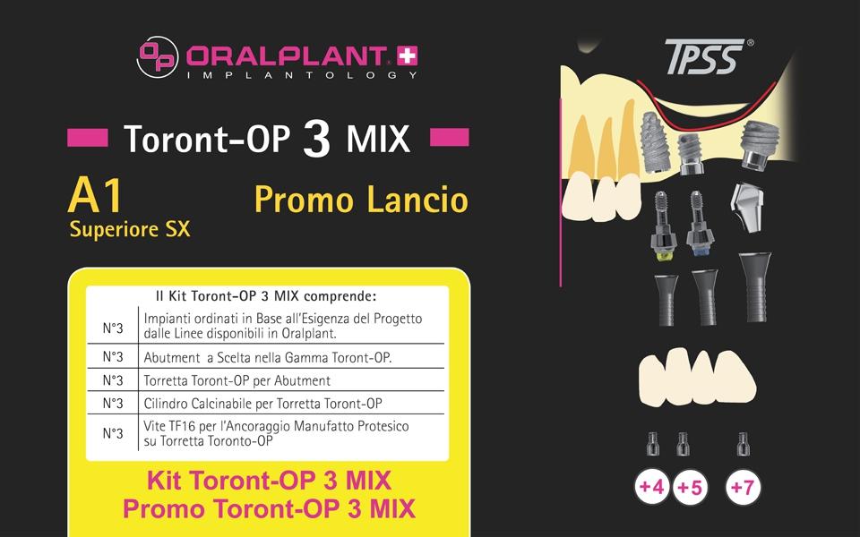 Toront-OP 3 Mix A1 Sx