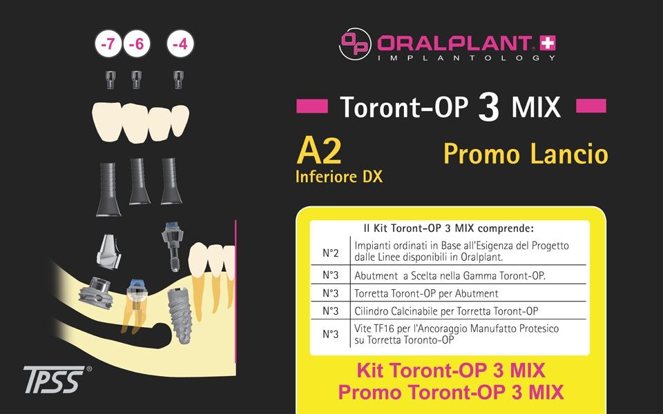 Toront-OP 3 Mix A2 Dx