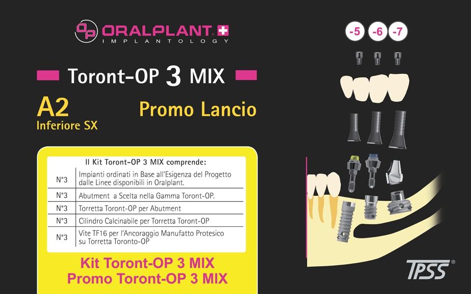 Toront-OP 3 Mix A2 Sx